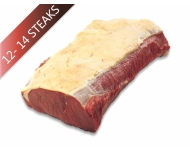Grass Fed Welsh Beef Half-Sirloin - Cut For You