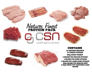 Natures Finest Protein Meat Pack - Powered by CSN