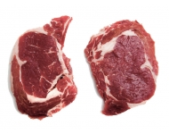Water Buffalo Ribeye Steaks (2x170g)