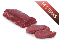 Whole Grass Fed Welsh Beef Fillet - Cut For You